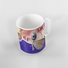 "Mug - ""The Butterfly"""