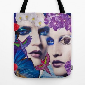 "Tote Bag - ""The Bluemood"""