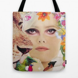 "Tote Bag - ""Vanessa"""
