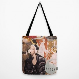 "Tote Bag - ""Focus"""