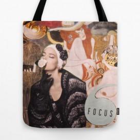 """Tote Bag - """"Focus"""""""