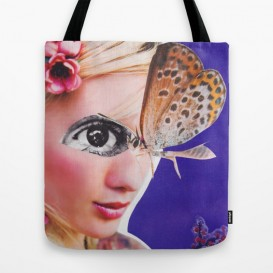 "Tote Bag - ""The Butterfly"""