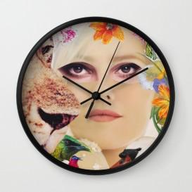 """Horloge murale - """"Vanessa"""""""