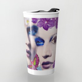"Mug de voyage - ""The Bluemood"""