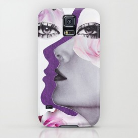 "Coque Galaxy S - ""The Grace K."""