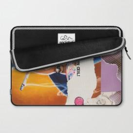 "Housse PC Portable - ""Mon Oeil"""