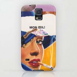 "Coque Galaxy S - ""Mon Oeil"""