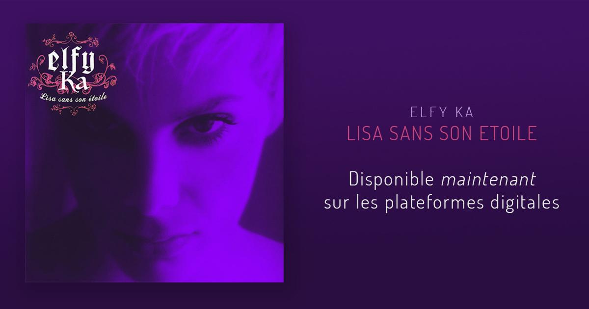 Lisa sans son Etoile - Maintenant disponible